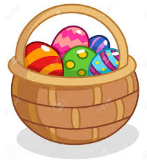 14 526 eggs basket stock vector illustration and royalty free eggs