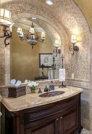 Tuscan Bathroom Ideas by 574 Best Powder Rooms U0026 Bathrooms Images On Pinterest Powder