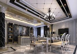 european dining room furniture european neo classical dining room design with tv 3d house