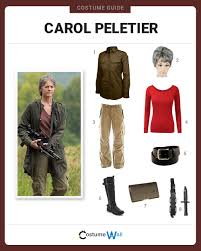 walking dead costumes for halloween dress like carol peletier costume halloween and cosplay guides