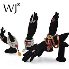bracelet hand display images 4 styles female mannequin hand finger jewelry glove ring bracelet jpg