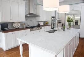 Kitchen Top Materials Countertop Materials By Cost Round Shade Pendant Lights White