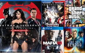 black friday movie best movies and video game deals for black friday 2016