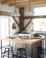 Gorgeous Kitchens Home Tours Of Gorgeous Kitchens Martha Stewart