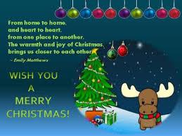 heartfelt christmas greetings free good tidings ecards greeting