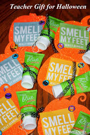 sister dipity trick or treat smell my feet gift idea