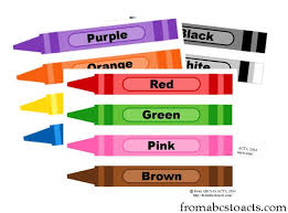 25 color flashcards ideas flashcards kids