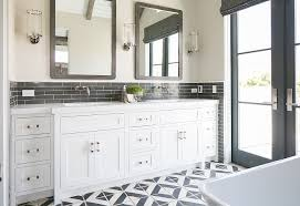 Bathroom Wall Paint Colors Modern Family Home With Neutral Trendy Interiors Home Bunch