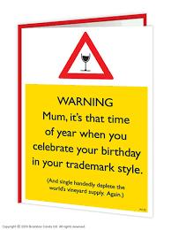 world u0027s wine reserve mum funny birthday card brainboxcandy com