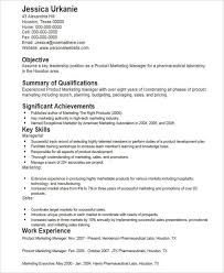 Best Marketing Manager Resume by 45 Manager Resume Samples