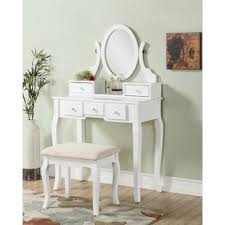 Wood Vanity Table Bedroom Makeup Vanities Joss