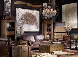 Traveller Lounge Timothy Oulton Storied Rooms Designed By - Vintage design living room