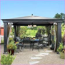 Outdoor Patio Canopy Gazebo Backyard Canopy Ideas Patio Canopy Gazebo Home Design