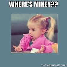 Mikey Meme - where s mikey baby good luck charlie meme generator