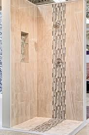 529 best bathroom images on pinterest bathroom ideas bathroom bathroom shower stria focal point tile waldron stria glass and stone floor and wall tile