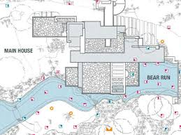 frank lloyd wright waterfall house plans escortsea
