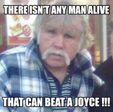 Garda Memes - big joe joyce memes home facebook