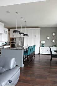 gray painted rooms sherwin williams the 10 best gray and greige paint colours