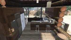 log house trevor u0027s log house gta5 mods com