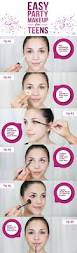 How To Be A Classy Teen by 24 Cool Makeup Tutorials For Teens Diy Projects For Teens