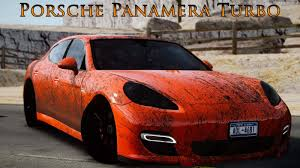 porsche panamera hybrid red porsche panamera turbo black edition maximum car test gta iv