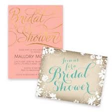 cheap bridal shower invitations bridal shower invitations s bridal bargains