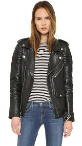 female motorcycle jackets blk dnm motorcycle jacket with quilted stripes shopbop