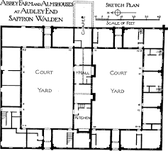 castle howard floor plan saffron walden british history online