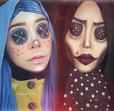 Coraline Halloween Costume Ideas U0026 Accessories Diy Coraline U0027s Mother Halloween