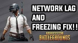 pubg network lag detected pubg freezing and network lag fix download