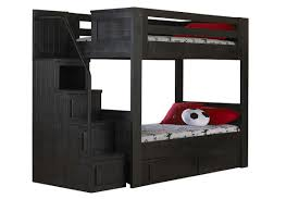 Bunk Bed With Twin Over Full by Bedroom Full Over Full Bunk Beds With Stairs Full Over Full
