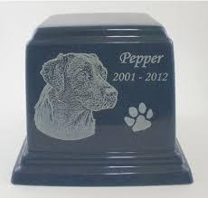 pet urns for dogs large cultured granite pet urn memorial urns