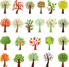 beautiful vector tree designs free vectors ui