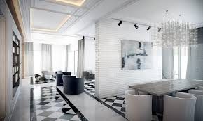 Home Wall Tiles Design Ideas Black U0026 White Tiling That Will Wow You