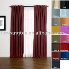 rideau de fenetre de chambre chambre fenêtre panne rideau 280 cm largeur buy product on