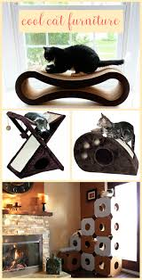 15 cool pieces of cat furniture babble