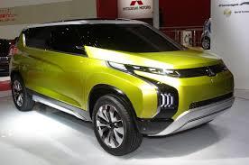 mitsubishi suv 2013 mitsubishi unveils new suv concepts at tokyo autocar india
