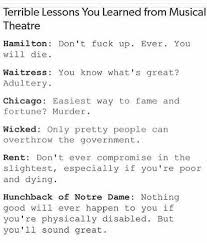 Wicked The Musical Memes - 227 best theatre memes images on pinterest musicals musical