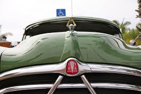 park cars hudson hornet 51 emblem to ornam flickr