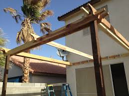 how to build a two story house how to build a patio cover attached to a two story house home
