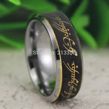 Lord Of The Rings Wedding Band lord of the rings wedding ring k k club 2017