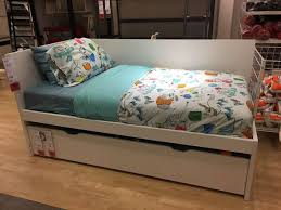 Daybed With Pull Out Bed Ikea Flaxa Twin Bed Pull Out Bed Daybed Guest Bed Furniture