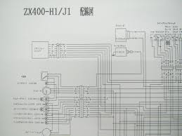 kawasaki zxr 400 l wiring diagram kawasaki automotive wiring