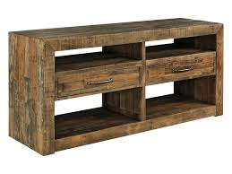 signature design by ashley sommerford solid wood reclaimed pine