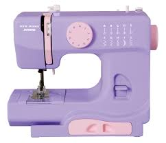 janome derby portable sewing machine lady lilac u2013 fast sewing