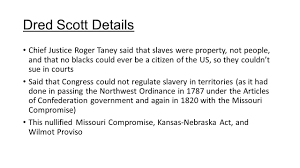 Missouri Compromise Map Activity Chapter Five Towards The Civil War And Reconstruction Ppt Download