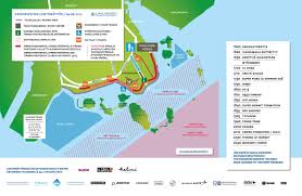 Finnair Route Map by