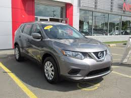 nissan rogue indicator lights 2017 nissan rogue sv in gun metallic for sale in boston ma used