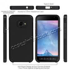 Samsung Galaxy Rugged Rugged Armor Case For Samsung Galaxy Xcover 4 G390f Dual Layer