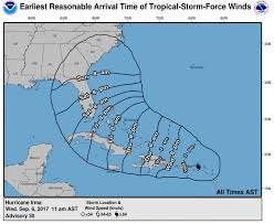 Nuclear Power Plants In Florida Map by Hurricane Irma Impacts Almost Certain For Florida Miami Herald